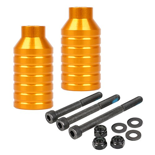 (Kutrick Pro Scooter Pegs Set with Axle Hardware 2.5