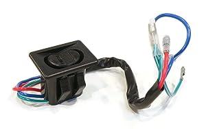 The ROP Shop | Trim Tilt Switch for Mercury Force 40 HP 0E138600-0E202999, 0E203000-0E287999