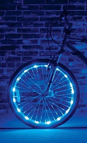 Brightz, Ltd. Wheel Brightz LED Bicycle Accessory Light (for 1 Wheel)