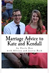Marriage Advice to Kate and Kendall Paperback