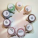 Luminaire Acrylic Air Dry Reborn Doll Paint Basic Set 9 Colors
