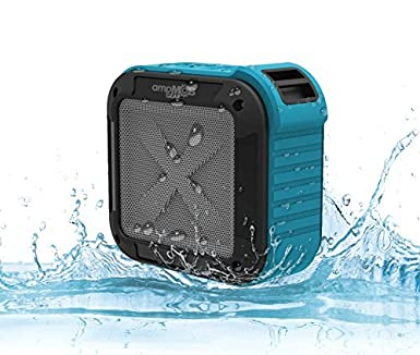 Review Portable Waterproof Bluetooth Speaker,