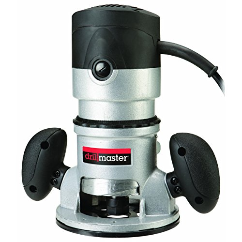 2 Horsepower Fixed Base Router by Drill Master