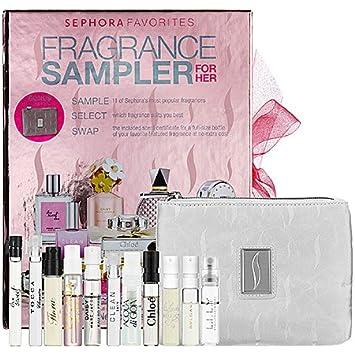 5000f4559350 Amazon.com   Sephora Favorites Fragrance Deluxe Sampler For Her   Fragrance  Sets   Beauty