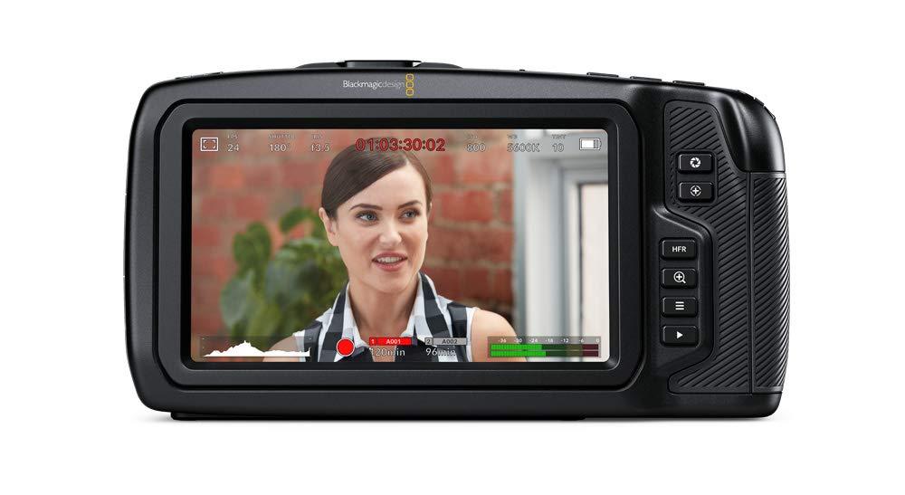 Expert Shield - The Screen Protector for: Blackmagic Pocket Camera 4k - Anti Glare by Expert Shield