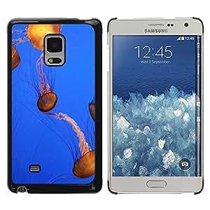 - Ocean Seas - - Monedero pared Design Premium cuero del tir¨®n magn¨¦tico delgado del caso de la cubierta pata de ca FOR Samsung Galaxy Mega 5.8,i9150,Galaxy Fonblet 5.8 Funny House