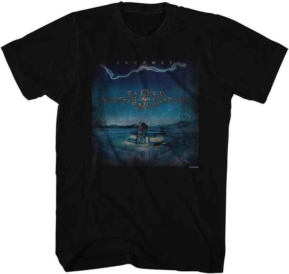A&E Designs Journey Shirt Raised On Radio T-Shirt