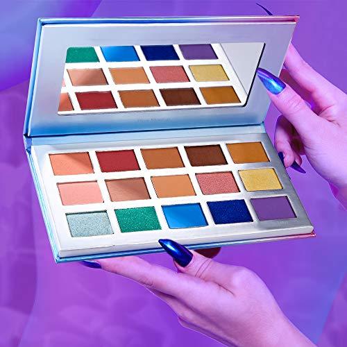 Buy eye makeup palette for blue eyes
