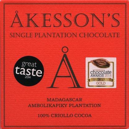 Akesson Madagascar 100%