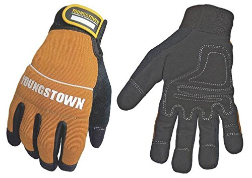 New Youngstown 06-3040-70-xl X Large Tradesman Plus Heavy Work Gloves 6772321