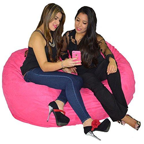 Buy Pink Bean Bag - 8