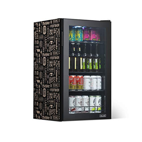 NewAir Beverage Refrigerator Cooler
