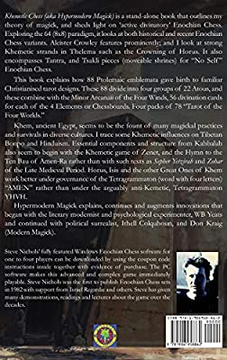 Khemetic Chess (Hypermodern Magick): Stand Alone Volume in the Complete Enochian Chess Trilogy