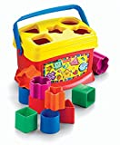 Fisher-Price Brilliant Basics Baby's First Blocks thumbnail