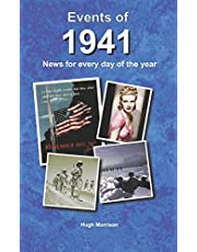 Events of 1941: news for every day of the year