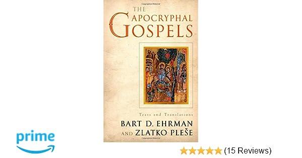 the other gospels ehrman bart d plese zlatko