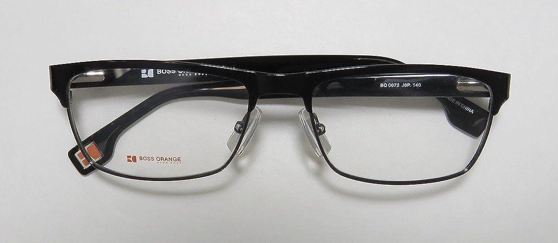 8d5d8433e2d2 Glasses for man Hugo Boss Orange BO 0072 J0P 17 - width 55  Amazon.co.uk   Shoes   Bags