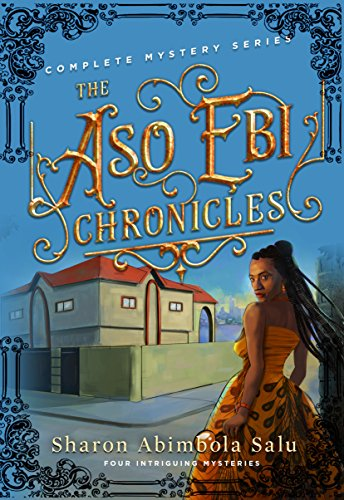 The Aso Ebi Chronicles: Complete Mystery Series: Four Intriguing Mysteries