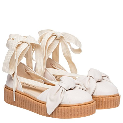 BOW CREEPERS SANDAL