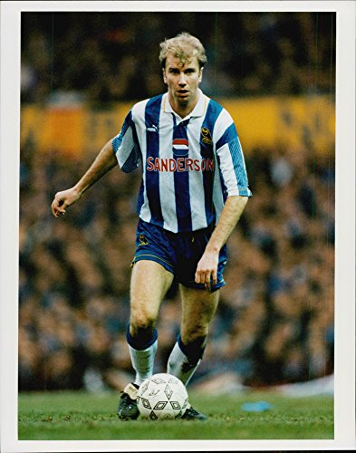 fan products of Vintage photo of Simon Coleman, soccer player Sheffield Wednesday FC