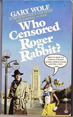 Book Who Censored Roger Rabbit by Gary K. Wolf (1988-07-01)