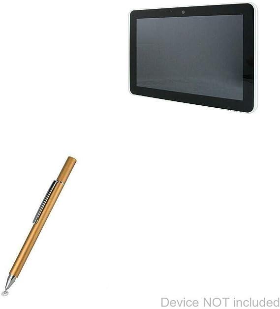 BoxWave Jet Black Aydin Displays 8810 Stylus Pen FineTouch Capacitive Stylus Super Precise Stylus Pen for Aydin Displays 8810