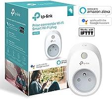 TP-Link: Prise connectée WiFi à -25% , compatible avec Amazon Alexa (Echo et Echo Dot), Google Assistant et IFTTT pour...