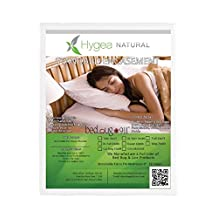 """Full/Double Size STRETCHABLE, ALLERGEN PROOF, WATER REPELLENT Mattress or Box Spring Cover - 54"""" W x 75"""" L x 9-15"""" D Compare Price"""