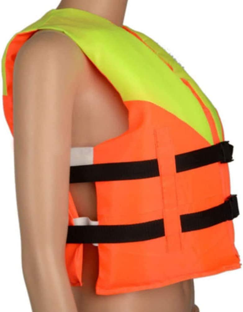 Portable Swimming Vest Kids Life Jacket for Water Sports and Activities 4-10 Years Old Okssud Professional Life Jacket for Children Unisex
