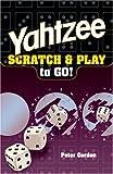 YAHTZEE Scratch & Play to Go!