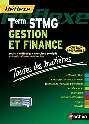 Toutes les matières - Term STMG Gestion et finance
