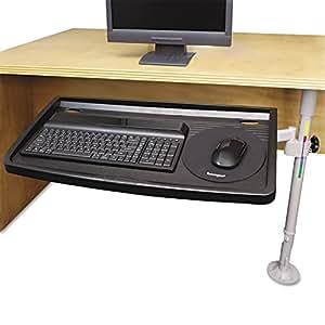 Kensington SnapLock Keyboard Tray with SmartFit