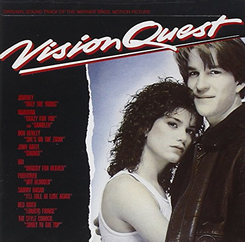 The 6 best vision quest soundtrack cd