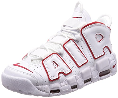 Varsity Red Air Uptempo Blanco Nike White White More ZIxqU