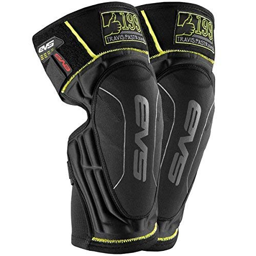 - EVS - TP199 Lite Knee Guard Black - Size: Large/X-large