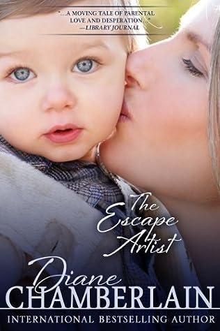 book cover of The Escape Artist