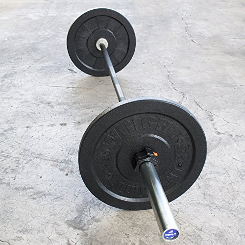 10lb Wright USA Crumb Bumper Plates Pair - Free Shipping by Wright Equipment
