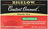 Bigelow Decaffeinated Constant Comment Tea Bags, 20-Count Boxes (Pack of 6), Black Tea Bags, All Natural, Gluten Free, Rich in Antioxidants