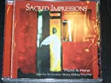img - for Sacred Impressions: Flute & Harp Music from Three Centuries (MUSIC CD ONLY) book / textbook / text book