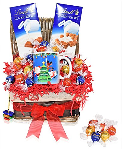 Lindt-Valentines-Day-Chocolate-Gift-Basket-20-Lindt-Truffles-Lindt-Bars-Coffee-Mug-Gifts-for-Him-and-Her
