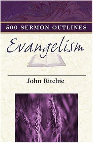 500 Sermon Outlines on Evangelism (John Ritchie Sermon