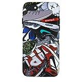 Sneakerhead Artwork - TPU Flexible Plastic Protective Case/Cover / Skin/Bumper for iPhone