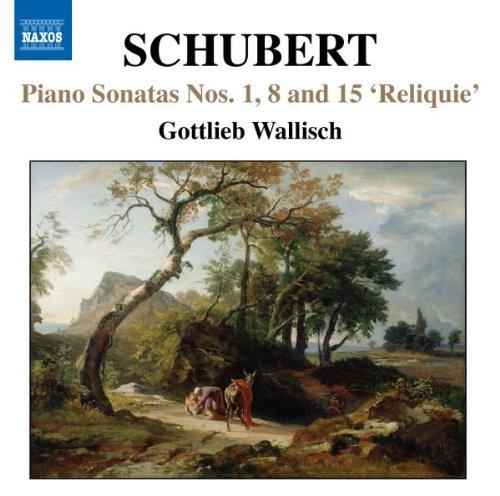 (Piano Sonatas 1 8 & 15)