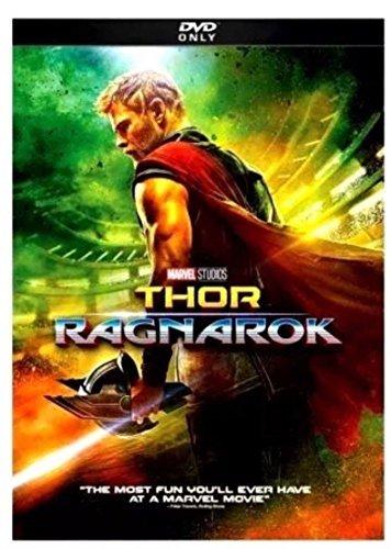 Thor Ragnarok  Dvd 2018  Action Comedy Lamarca