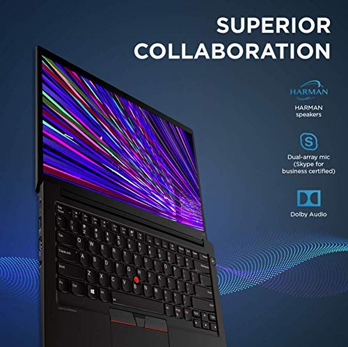 Lenovo ThinkPad E14 Intel Core i5 10th Gen 14-inch Full HD IPS Thin and Light Laptop (8GB RAM/ 1TB HDD + 128GB SSD…