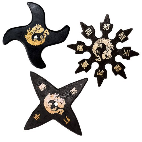 sharp ninja throwing stars - 9