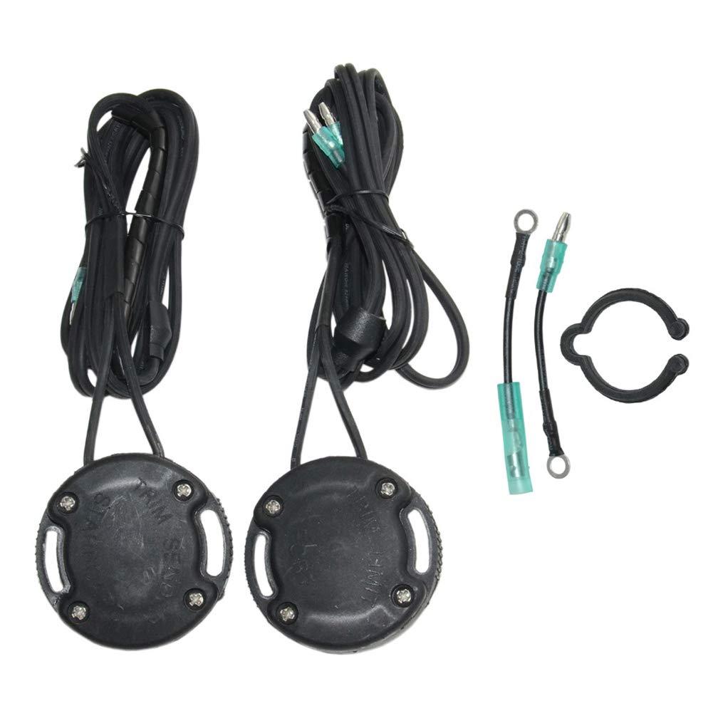 Tilt Trim Sender Limit Switch Kits,2PCS Sender Switch Set Unit Tilt Trim 805130A2 Kit for Mercruiser