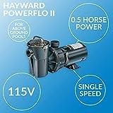 Hayward SP1780 PowerFlo II 1 HP Above-Ground