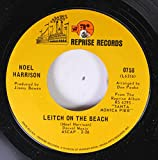 NOEL HARRISON 45 RPM LEITCH ON THE BEACH / THE WINDMILLS OF YOUR MIND
