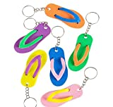 2.5'' FLIP-FLOP KEYCHAIN, Case of 600